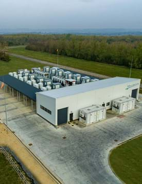 Battery endurance test facility for battery life testing at Millbrook