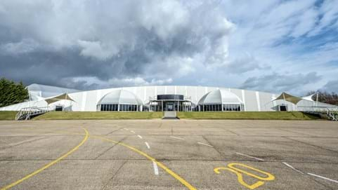 Corporate Event Venue Concept 1 Steering Pad Millbrook Proving Ground